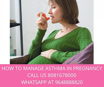 maternal asthma
